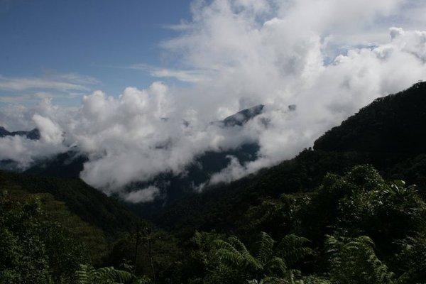 Pogranicze And, Dolina Sibundoy.