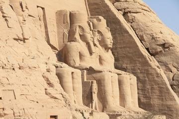 Światynia Ramzesa II w Abu Simbel