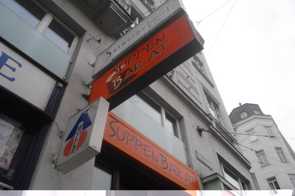 """'Suppenbar.at"""" – najpopularniejszy bar z zupami w Wiedniu"""