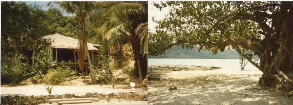 Wycieczka na tropikalną wyspę