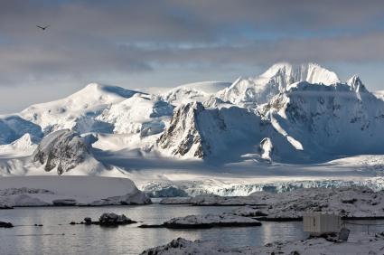 Antarktyda – Lodowa Królowa