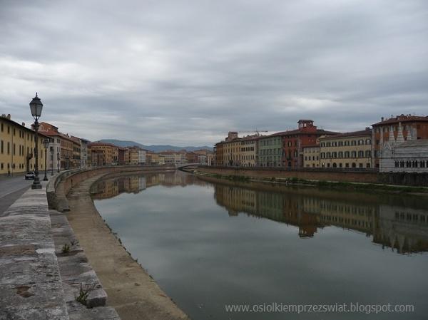 Pisa - nad Arno