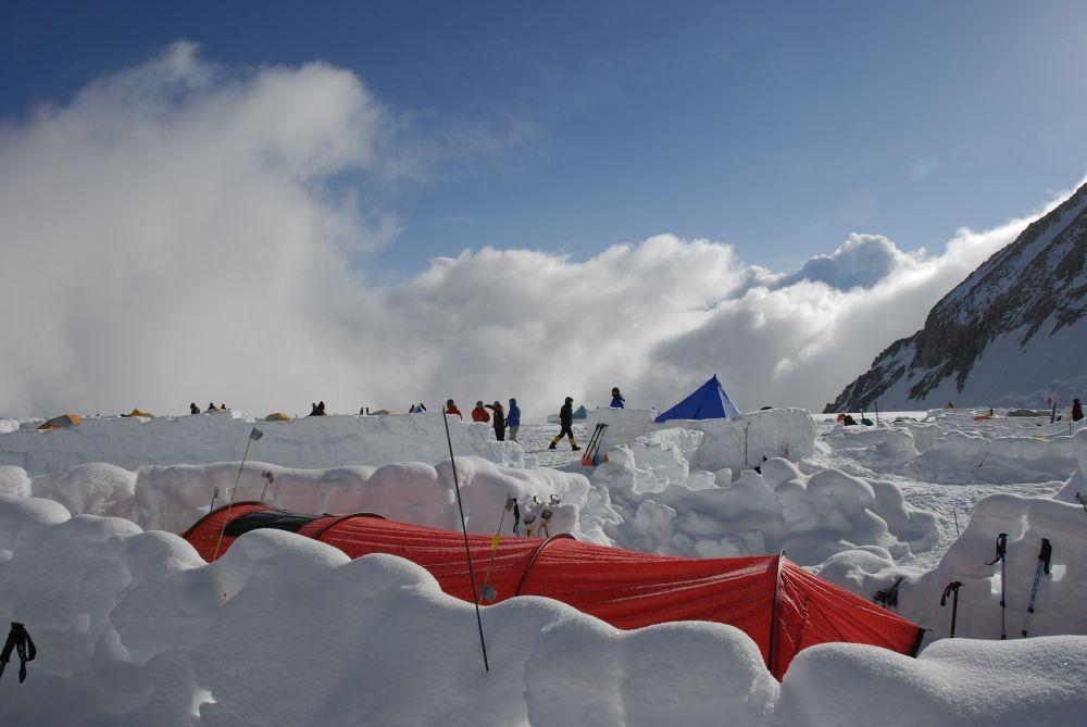 Denali, śnieżna bestia z koła podbiegunowego