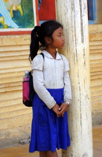Tonle Sap  Kambodża