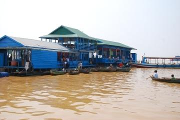Jezioro Tonle Sap