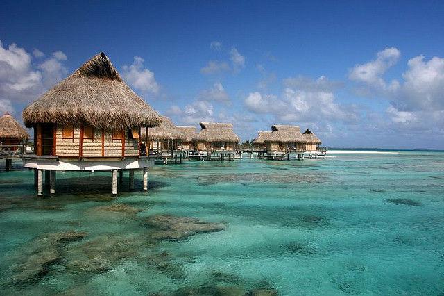 Wulkaniczny raj wśród raf – Polinezja Francuska