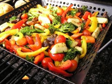 Warzywa - ważny element kuchni meksykańskiej.