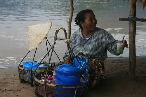 W kraju świętego spokoju – Laos