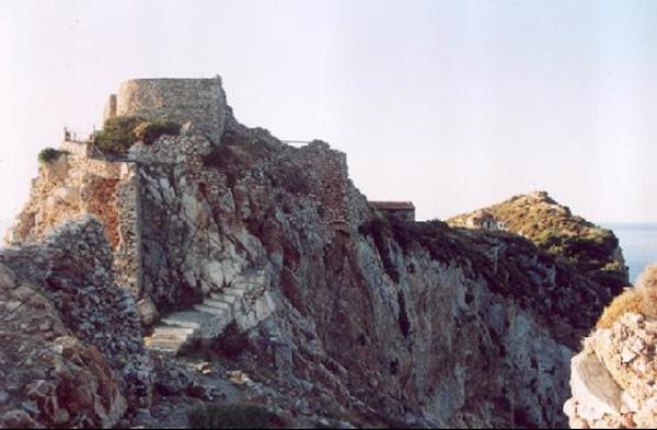 Szczątki średniowiecznego miasta