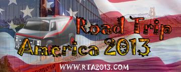 Road Trip America 2013