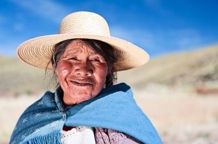Cholitas – gladiatorka w koronkowych majtkach