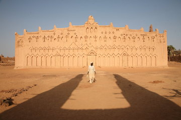 """Burkina Faso – """"Tak, jak w kinie..."""""""