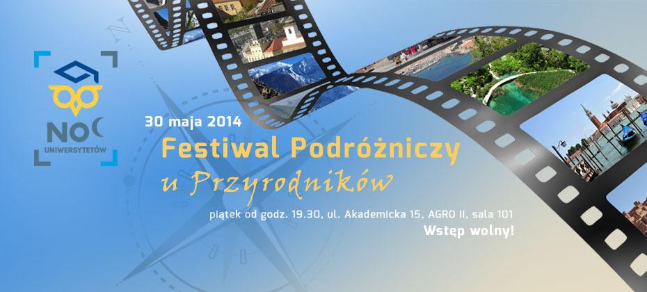 Festiwal Podróżniczy u Przyrodników