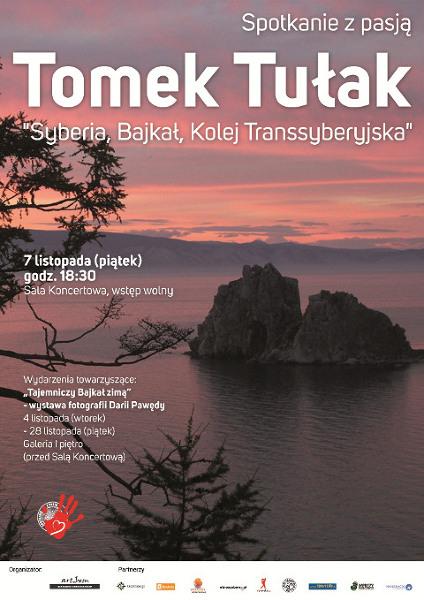 Spotkanie z pasją: Tomasz Tulak
