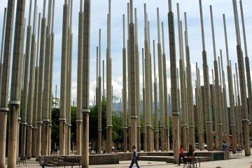 Wymysły architektoniczne Medellin