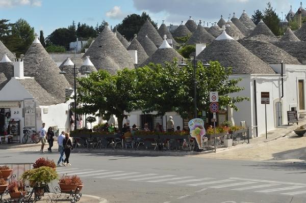 Arberobello - trulli