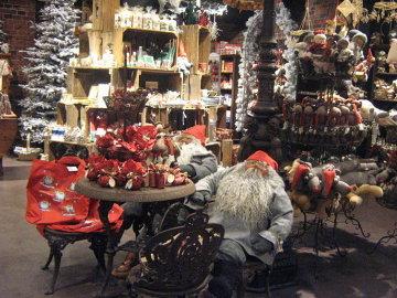Sklep św. Mikołaja - Helsinki