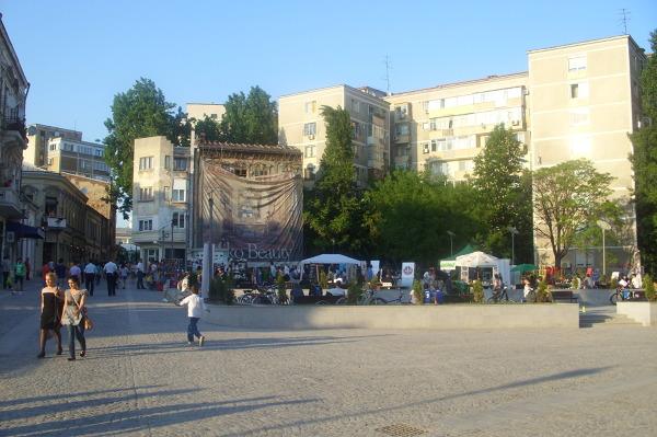 Starówka w Bukareszcie
