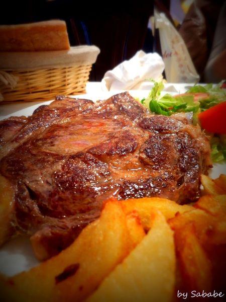 Smaki Hiszpanii – Chuleton prosto z Avilii.