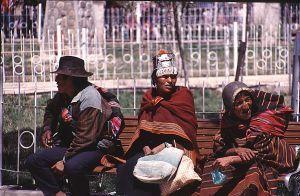 Indianie Aymara
