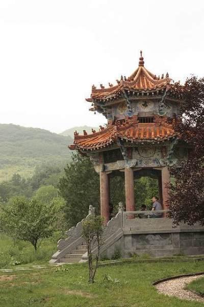 Azja, Chiny, okolice Songshan (Góra Song)