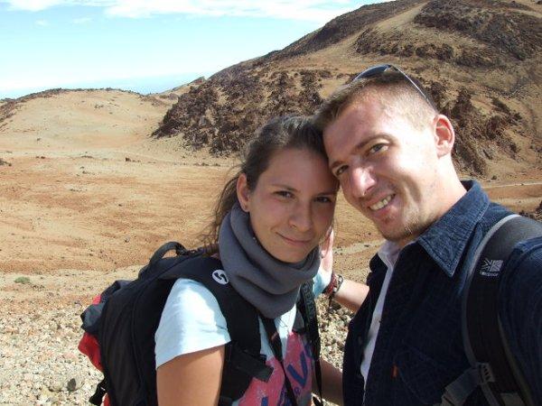 Joanna Maślankowska i Adam Wnuk, uczestnicy wyprawy dookoła Islandii