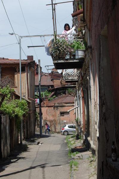 Tbilisi, Stare Miasto