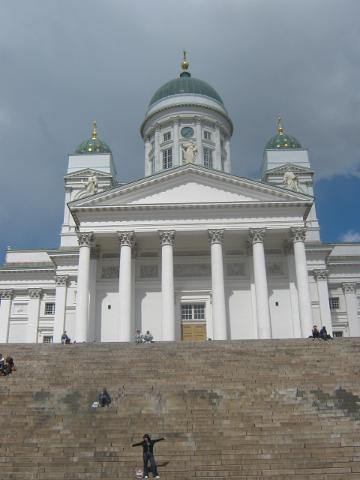Karolina Paduszyńska w Finlandii