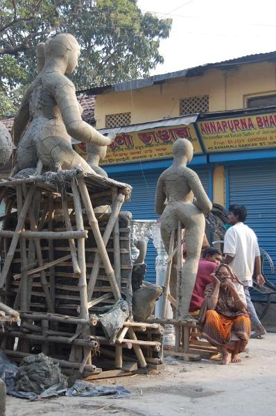 Kumartuli – zagłębie hinduskich dewocjonaliów