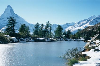 Dolina Mattertal – Szwajcaria