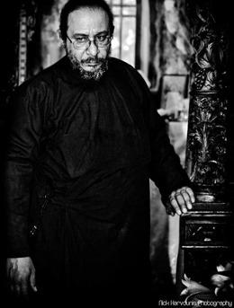Mnich monastyru