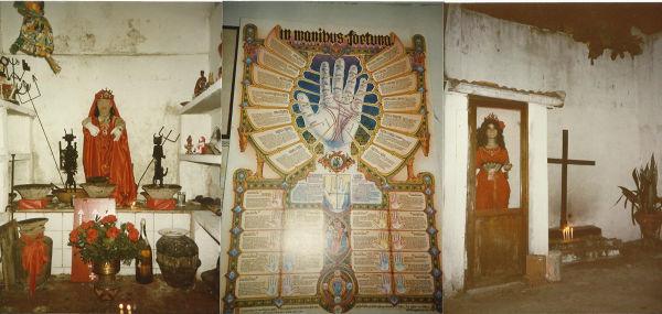 Kult voodoo ma się w Brazylii, jak widać, całkiem dobrze