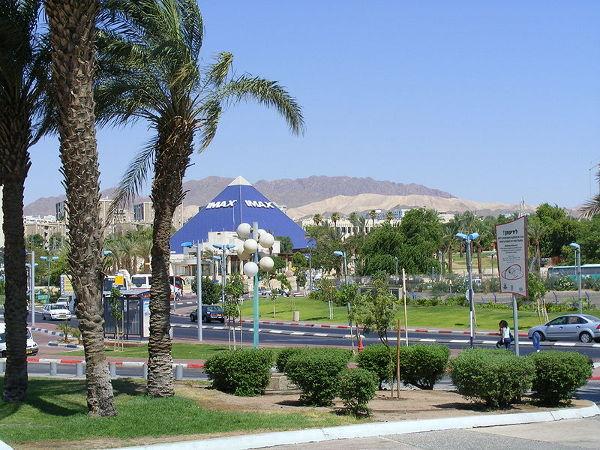 Panorama Ejlatu