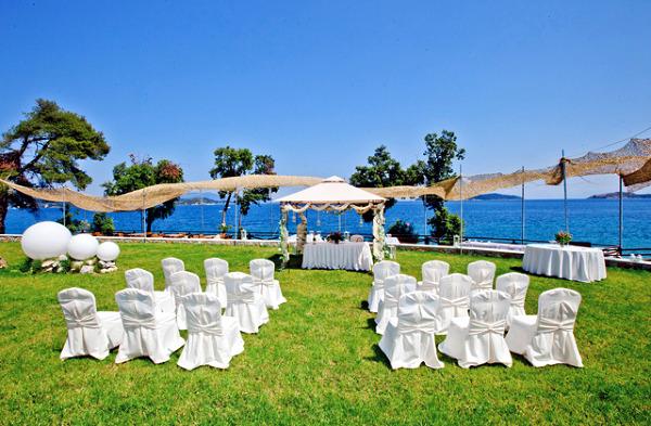 Ślub na Skiathos