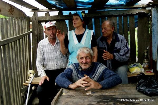 Mieszkańcy Lentheki