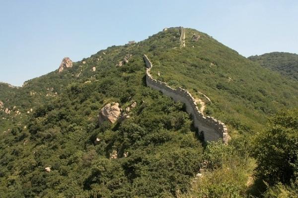 Azja, Chiny, Simatai, Wielki Mur Chiński