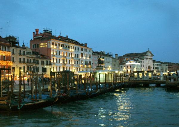 Wenecja, niezmiennie piękna