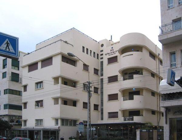 Tel Aviv - Białe Miasto