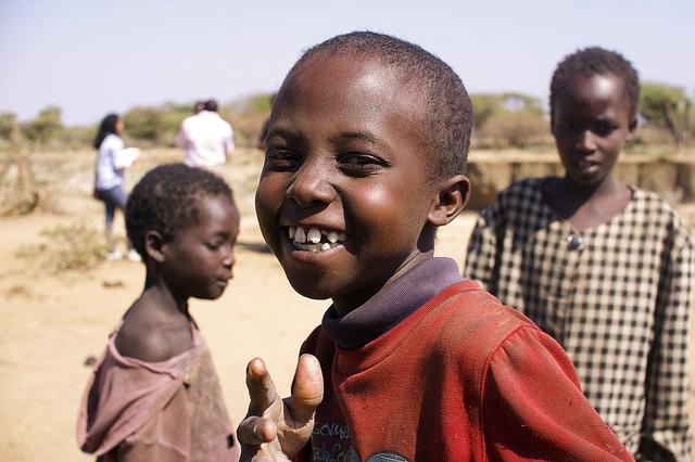 Hakuna matata! Jak cudownie brzmi Kenia