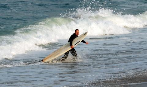 Surfing nie jest dla mnie