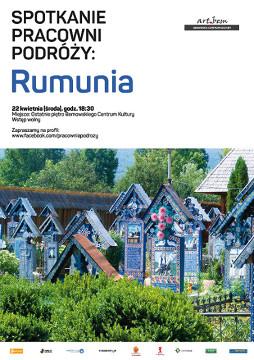 Spotkanie Pracowni Podróży: Rumunia