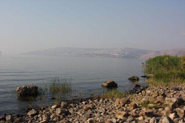 Ożywcze wody Jeziora Galilejskiego
