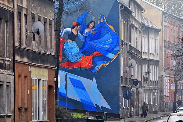 Plakat Festiwalu Kultury Romskiej w Gorzowie Wielkopolskim