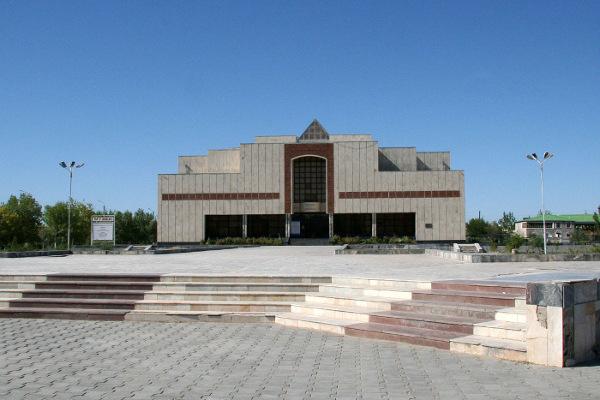 Muzeum Igora Sawickiego w Nukusie