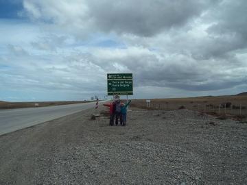 W drodze na koniec świata (Fin del mundo)