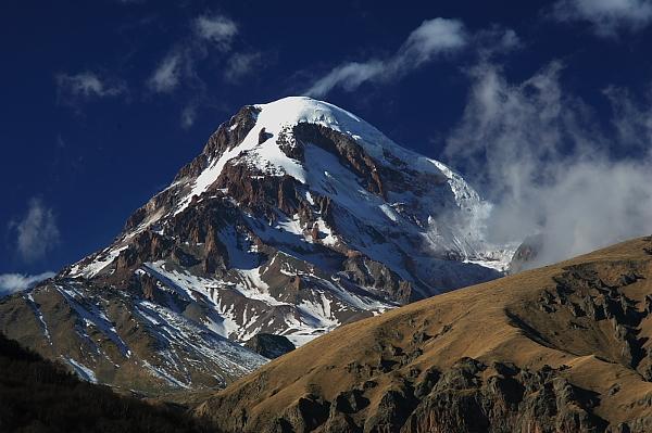 Kazbek, 5033 m n.p.m.
