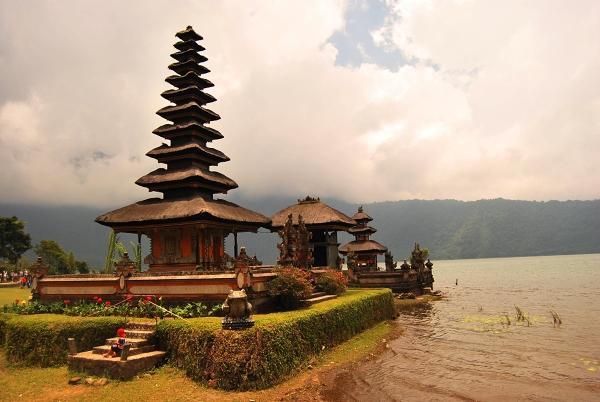 Bali - świątynia Daren Braton