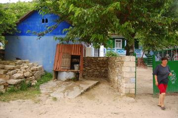 Butucieni, czyli wioska-skansen