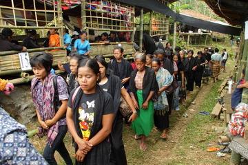 Pogrzeb w Tana Toraja