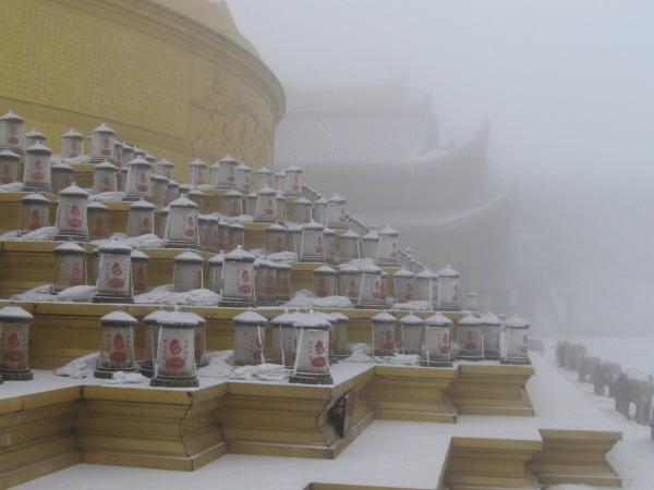 U stóp złotego bodhisattvy